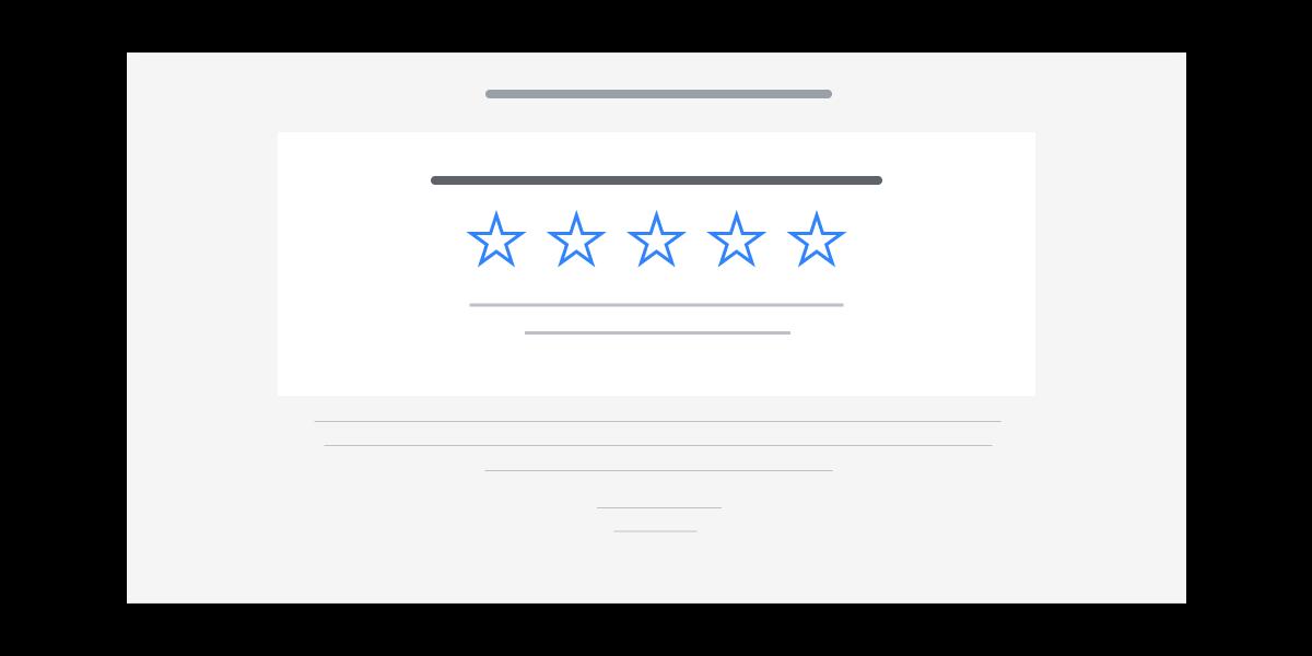 Google Customer Review Template